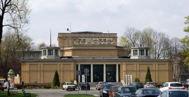 Ludowy Theatre, Krakow